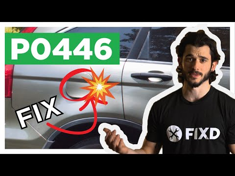 P0446 Explained (Simple Fix) - Vent Control Malfunction