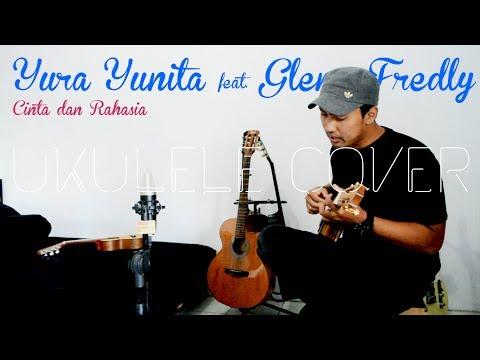 Yura Yunita feat. Glenn Fredly - Cinta dan Rahasia | Sigufi Ukulele Cover