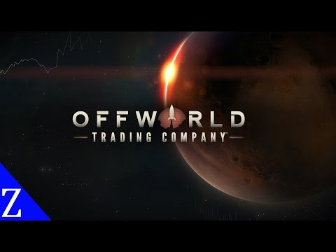 Offworld Trading Company Multiplayer: 2 Bad Companies