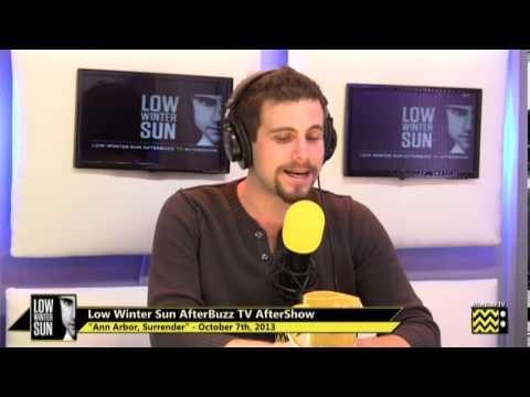 "Download Low Winter Sun After Show Season 1 Episode 9 & 10 ""Ann Arbor""; ""Surrender"" | AfterBuzz TV"