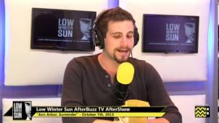"Low Winter Sun After Show Season 1 Episode 9 & 10 ""Ann Arbor""; ""Surrender"" | AfterBuzz TV"