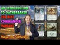 An Introduction To Oathbreaker - The Best Commander Variant of Magic: The Gathering