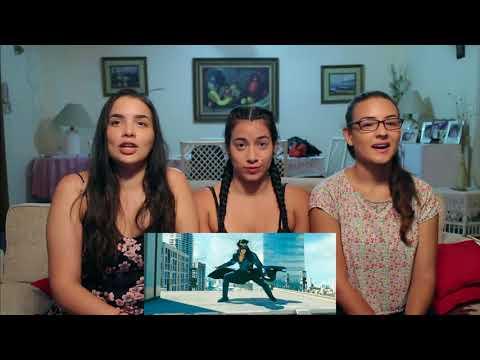 Foreigner Girls watching Hritik Roshan Krrish 3 Aeroplane Scene