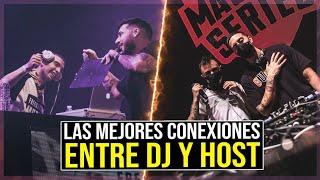 MEJORES CONEXIONES entre DJ y HOST!!!!