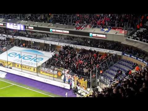 29.01.2017 RSC Anderlecht - Standard Lüttich 0:0 Ultras Inferno Support