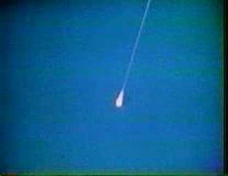 Meteor Over Alberta, Canada The Great Daylight 1972 Fireball
