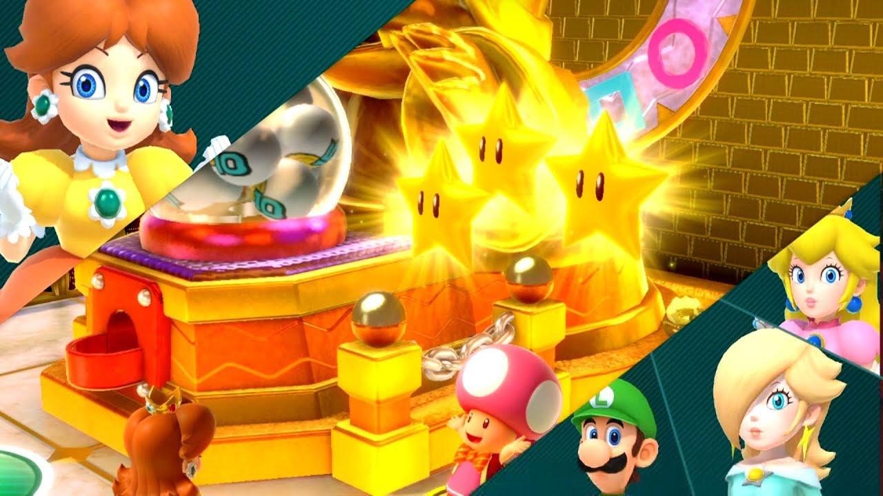 Super Mario Party SECRET BOARD - Kamek's Tantalizing Tower (Switch)