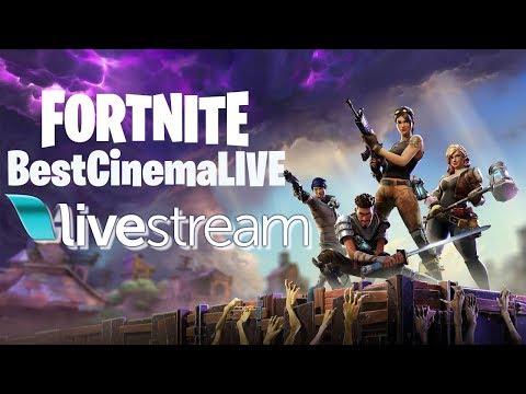 [LiveStream] Fortnite ⚡ Rette die Welt #48 / NEUES EVENT