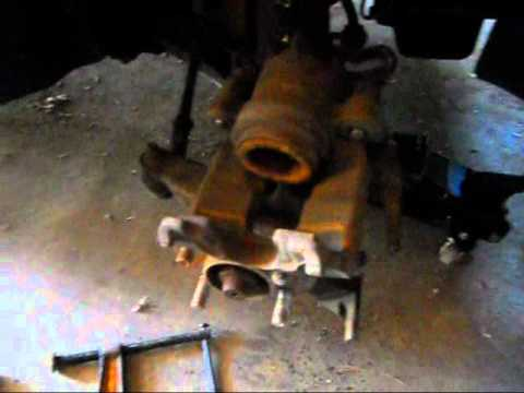 2000 Ford Focus Front Brakes Replacement