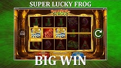 BIG WIN - Super Lucky Frog