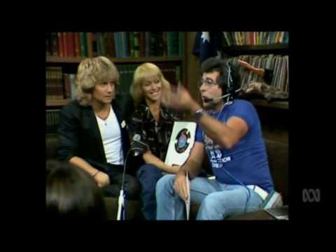 Countdown (Australia)- Molly Meldrum Interviews Colleen Hewett and Darryl Cotton- February 24, 1980
