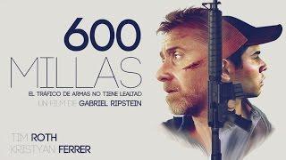600 MILLAS de Gabriel Ripstein | Entrevista
