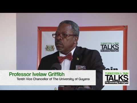 Turkeyen & Tain Talks 7: Guyana's Emerging Oil & Gas Economy | Opening Remarks pt.1