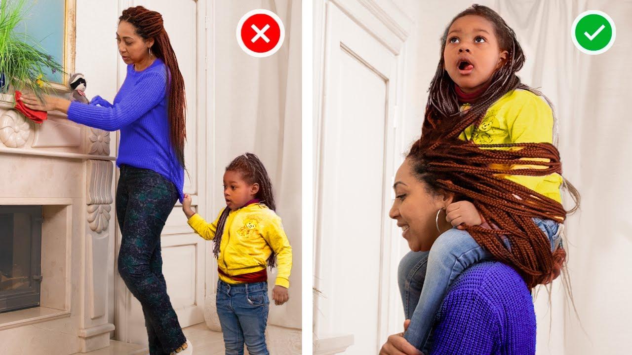 13 Mẹo Vặt vô Giá Cho Bố Mẹ