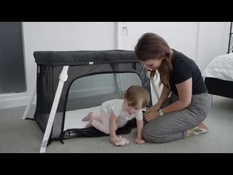 Guava Family - Lotus Everywhere Travel Crib Features