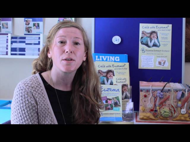 Healthcare planning for school age children with eczema