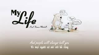 [VIETSUB+LYRICS] My life- Paul Thomas Mitchell-  America's Got Talent 2013 Season 8- Full Song