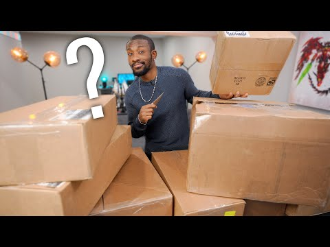 My Massive Tech Unboxing 37.0!