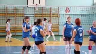 Областные сорев-я по волейболу (жен.) памяти Н.И.Шведова