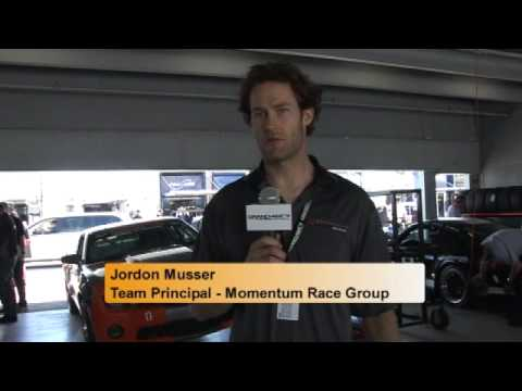 Momentum Race Group Joins GRAND-AM Competition