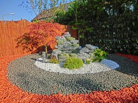 Bevorzugt Endlich ist er da, Gartenbrunnen selbst aufgebaut making of DIY VJ29