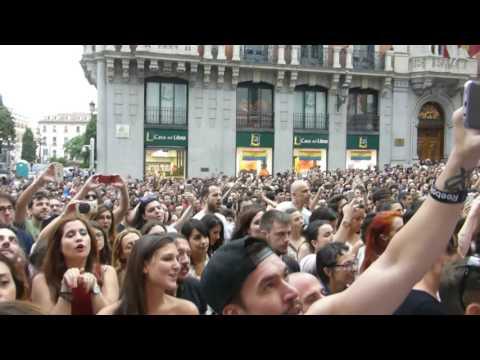 Lori Meyers - Mi realidad (Día de la Música) 21-6-2017 mp3