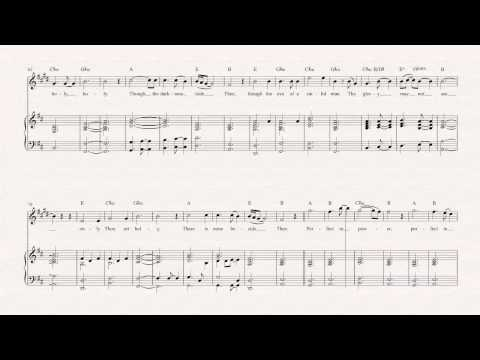 Soprano Sax - Holy Holy Holy -  Sufjan Stevens -  Sheet Music, Chords, & Vocals