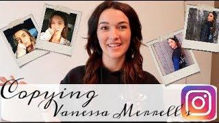Copying Vanessa Merrell