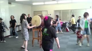 2012/6/24 尼崎労働福祉会館 音楽室.