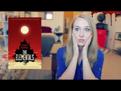 HORROR NOVEL REVIEW - The Elementals!