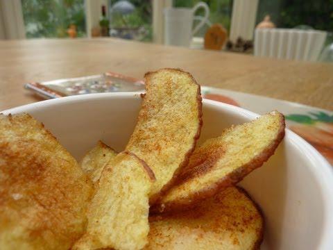 Microwave Crisps/Potato Chips