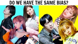 DO WE HAVE THE SAME BIAS? | ME VS. MY BEST FRIEND (KPOP GROUPS)