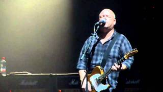 Pixies - Broken Face / Something Against You HD @Teatro La Cupula, Chile 2010