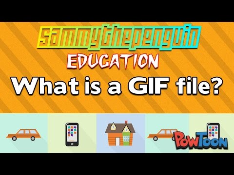 What is a GIF file?