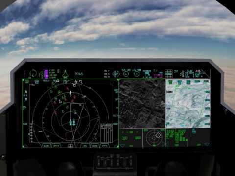 APG-81 AESA Radar for the F-35 JSF