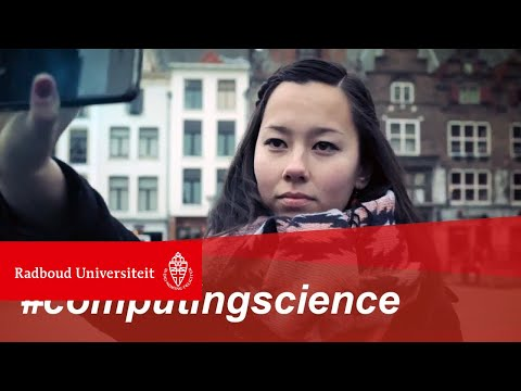 STUDY   Computing Science is everywhere
