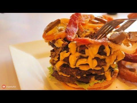 MONSTER Milkshakes and BIG Burgers in Las Pinas, Manila | Xander's Diner