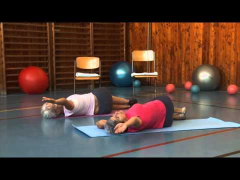 Hrudní páteř - Cvičením proti bolesti - 3. díl