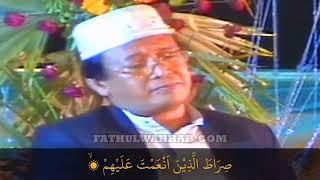 Al Fatihah Satu Nafas Reaksi Jutaan Penonton Pakistan Qari Internasional Muammar Za