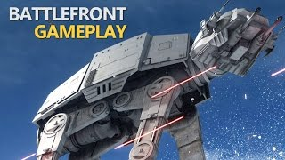Imperial Domination! - Tie Fighter, AT-AT, AT-ST (Star Wars Battlefront)