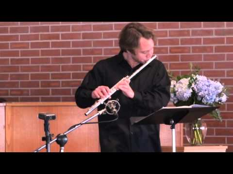 Wolfgang Amadeus Mozart –  Andante K.V. 315 for flute and piano