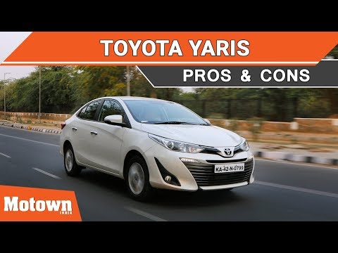 Toyota Yaris CVT | Pros and Cons
