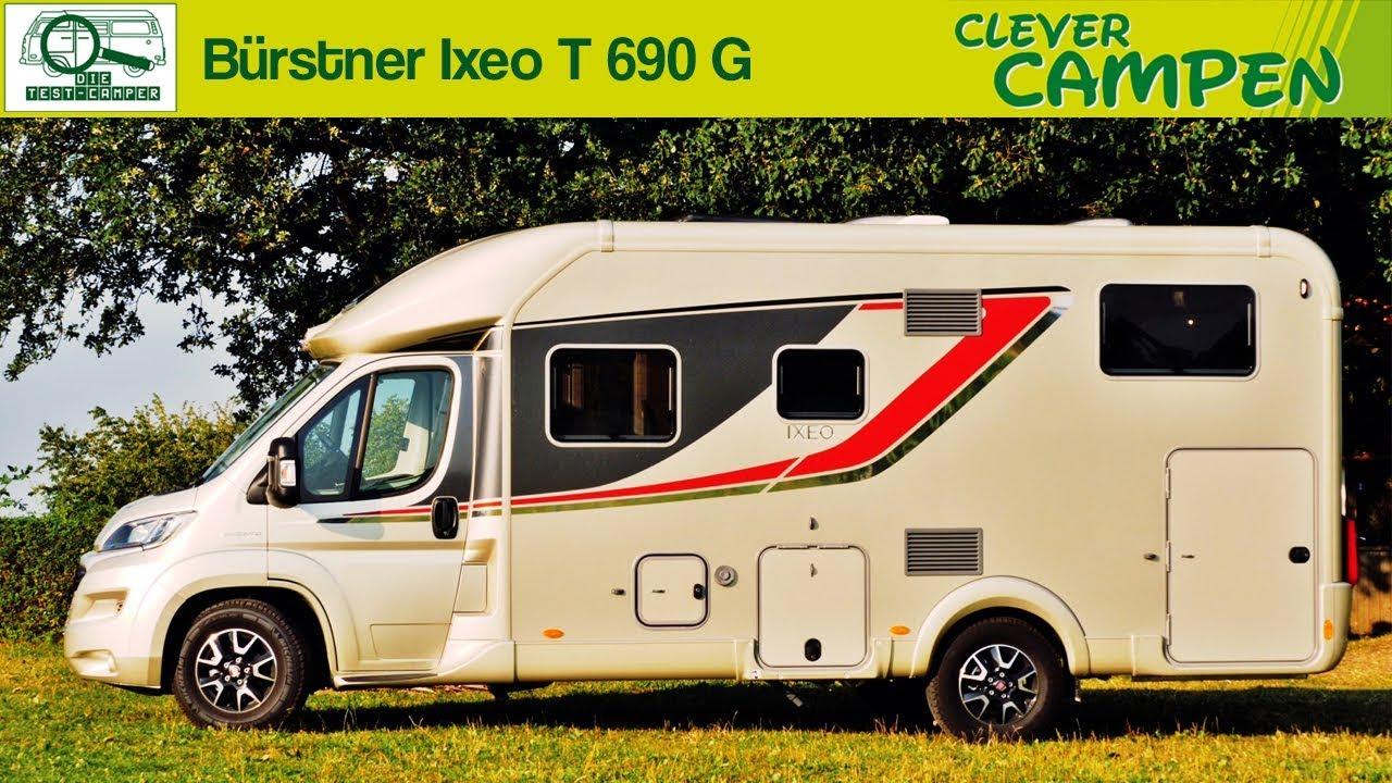 Bürstner Ixeo T 10 G (10): Neue Mittelklasse auf Ducato-Basis - Die  Test-Camper  Clever Campen