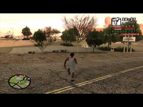"GTA:SA - All-proof Camper ""The Mothership"" - Black Project"