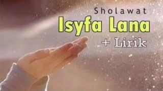 Lirik Sholawat Isyfa Lana Ya Habibana Bikin Baper 2018 || Download Mp3