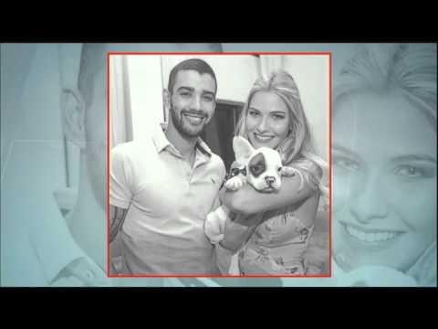 #HDV: Medina apaixonado e Gusttavo Lima dá cachorrinho para noiva
