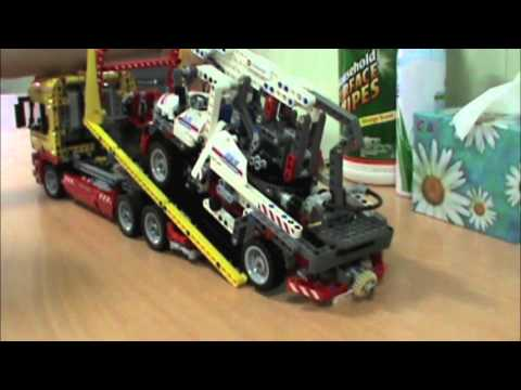 lego technic 9395 instructions