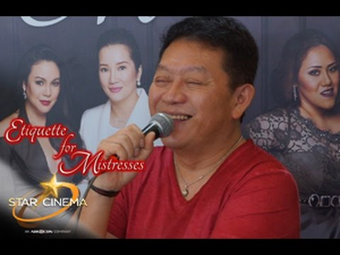 Direk Chito on why people should watch 'Etiquette For Mistresses'