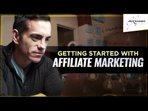How to Get Started Affiliate Marketing - Here's How to Start Affiliate Marketing For Free!