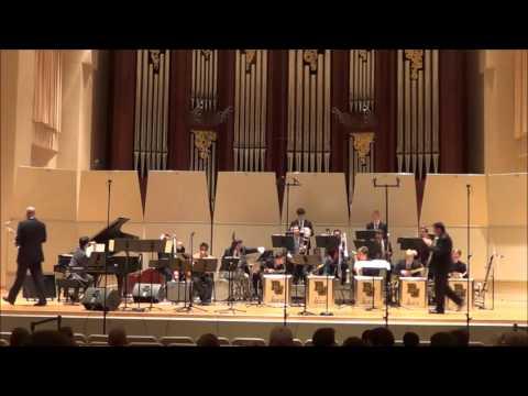 Baylor University Jazz Ensemble 2015